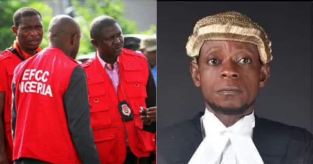 EndSARS: EFCC disowns lawyer who claimed to have resigned to protest