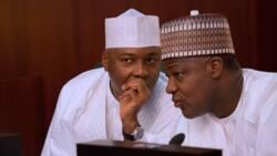 Saraki, Dogara lament vote buying, say it is a threat to Nigeria's democracy