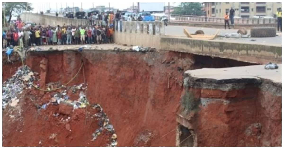 Group raises alarm over Onitsha-Owerri road, calls it death trap - Latest News in Nigeria & Breaking Naija News 24/7 | LEGIT.NG