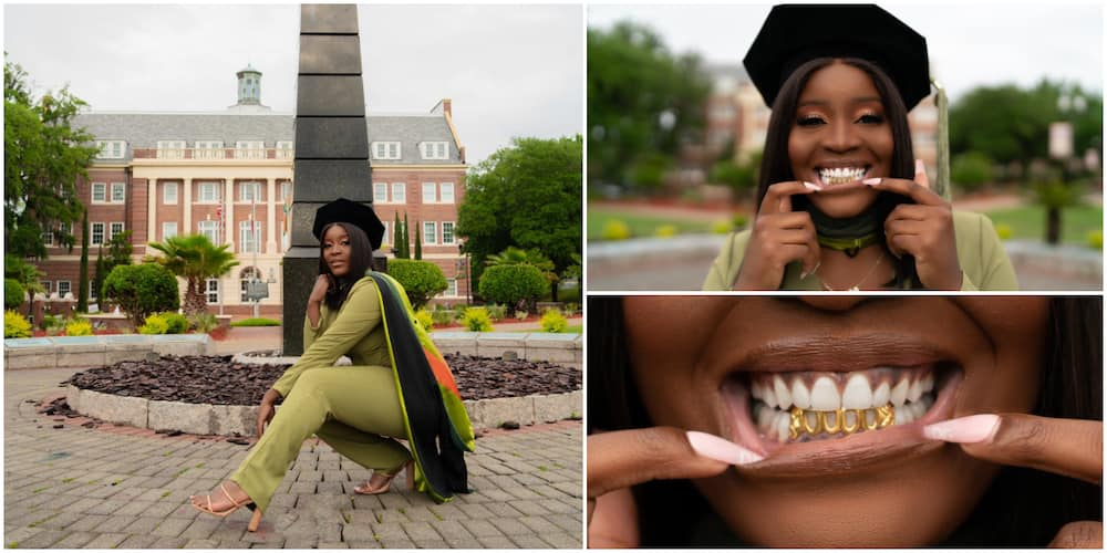 Pretty Lady Celebrates Becoming a Doctor, but it is Her Teeth that is Stirring Massive Reactions on the Net