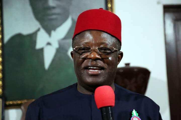 Gwamnan Nigeria da ya sha alwashin mayar da mutane 60,000 attajirai kafin ya sauka daga mulki