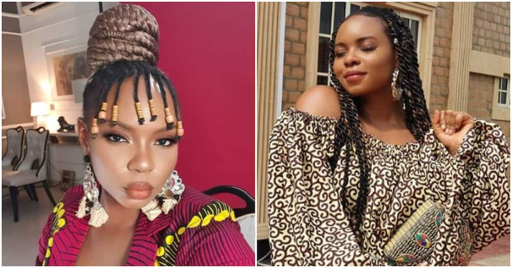 Singer Yemi Alade wonders about strangers showing more love than friends, fans react