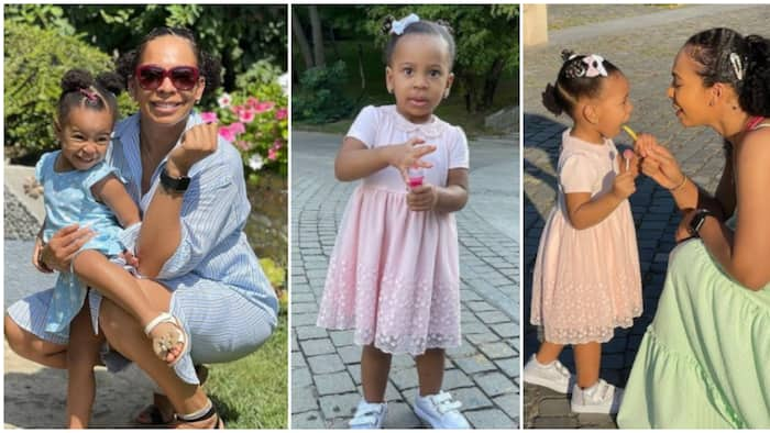 Thank you for choosing me, Tboss celebrates daughter on her 2nd birthday, shares cute photos