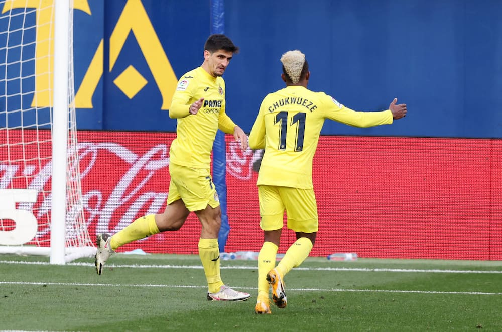 Samuel Chukwueze: Nigerian winger inspires Villarreal to 1st win in 2020