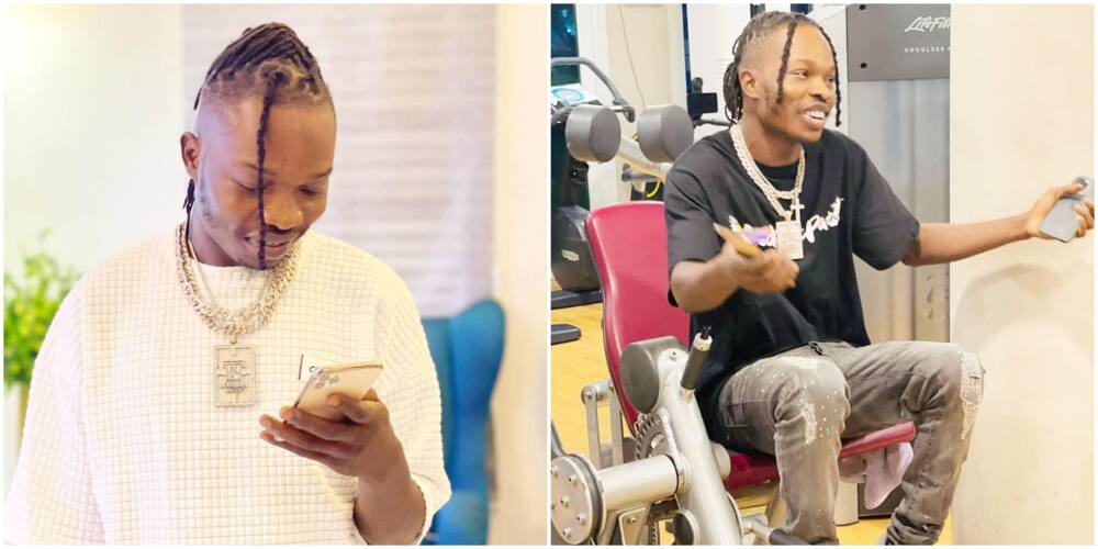 Proposed Name Change: I'm Going to Sing the New National Anthem for UAR, Naira Marley Shoots Shot