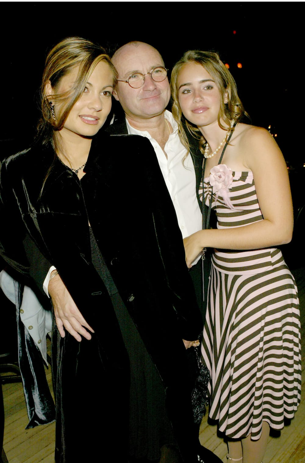 Phil Collins wives
