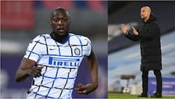 Manchester City interested in Inter Milan striker transfer to replace Sergio Aguero