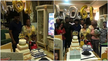 Special photos from Goodluck Jonathan's 61st birthday bash