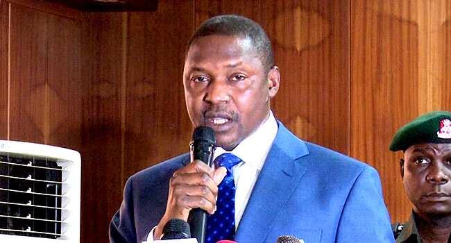 Malabu: Za a dawowa Najeriya da Dala Miliyan 200 na cinikin rijiyar mai - AGF, Malami