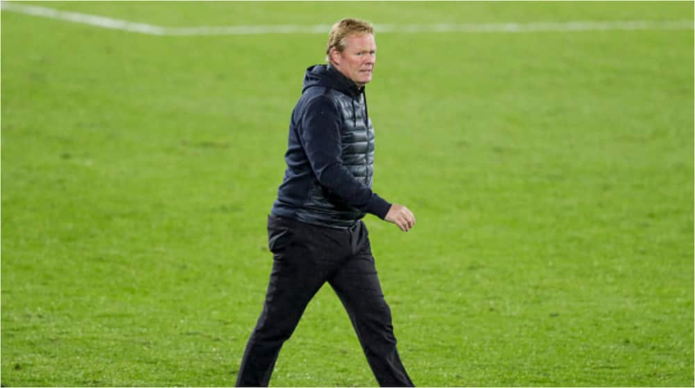Ronald Koeman: Barcelona manager shuts down journalists after being asked if Lionel Messi is leaving