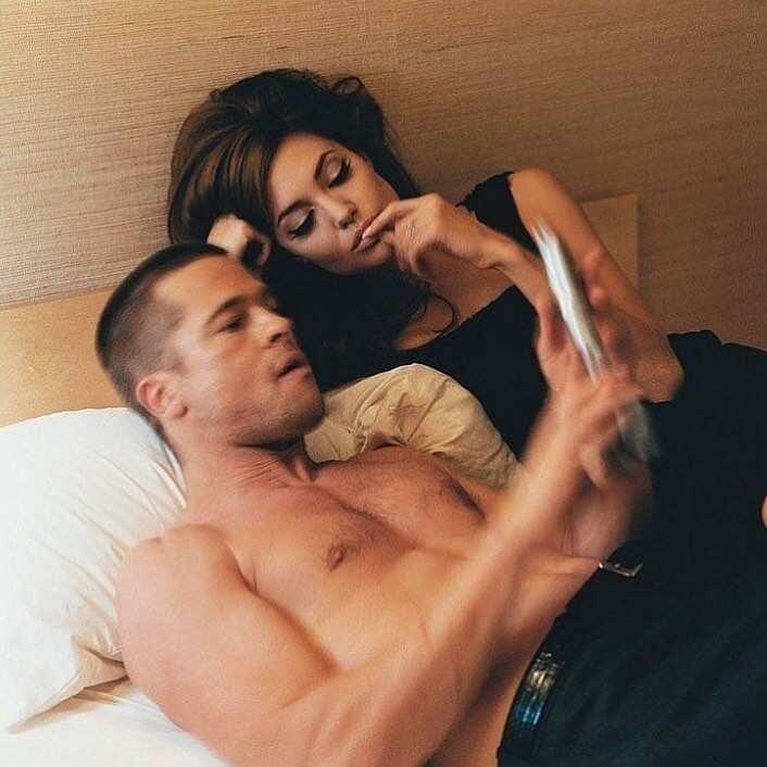 Angelina Jolie finally reveals why she divorced Brad Pitt