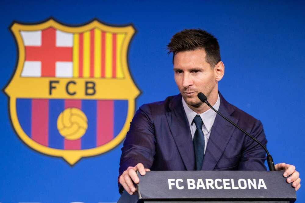 Premier League club set to battle Paris Saint Germain, others for Lionel Messi's signature