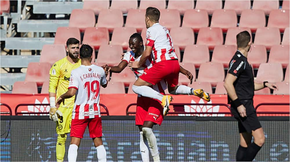 Nigerian Star Scores Crucial Goal in Spain Helping His Side to Massive Draw