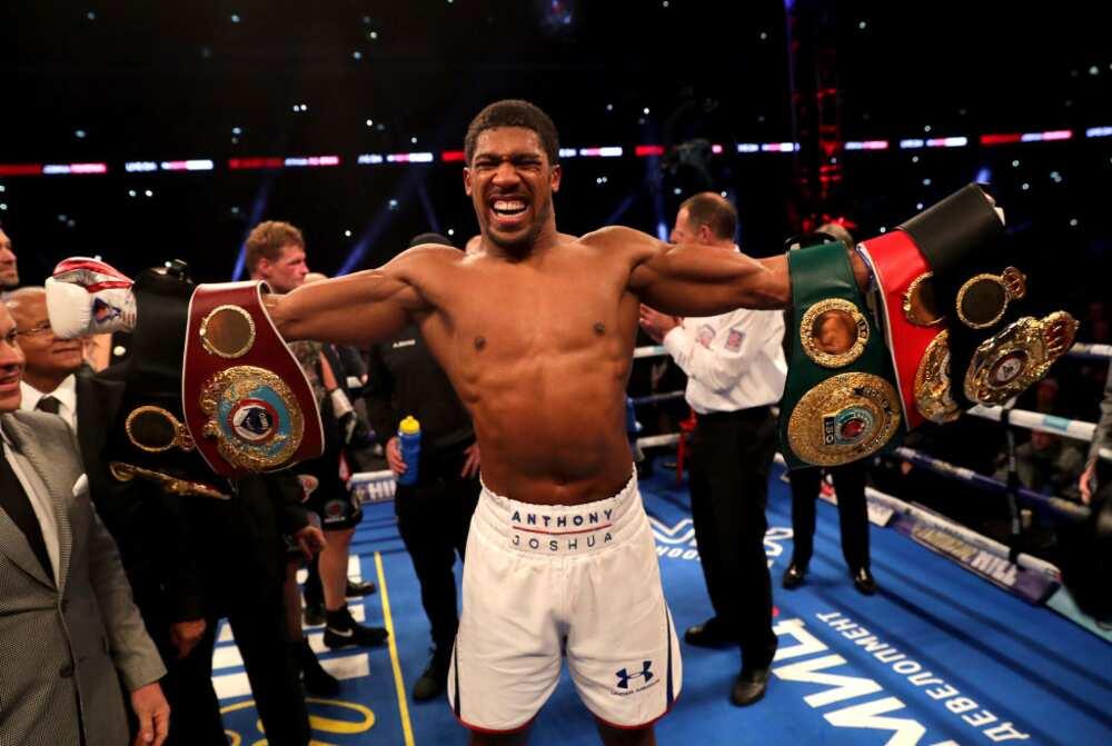 Anthony Joshua urges rival Tyson Fury to consider retiring soon