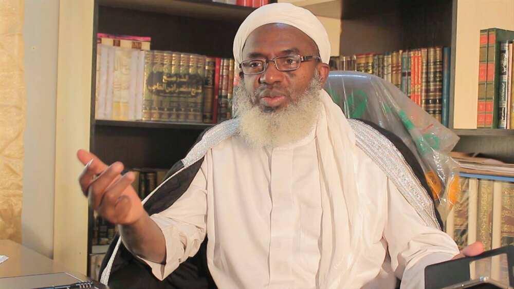 FG tana sane da alakata da 'yan bindiga, Sheikh Gumi ya yi bayani