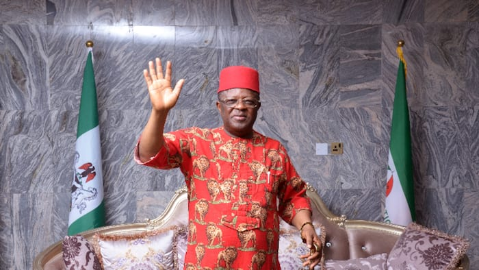 Python Dance: 90% of those that died when military was confronted were from Ebonyi - Governor Umahi