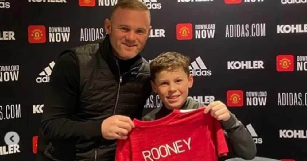 Rooney's Son Kai Scores Hat-Trick, Bags Three Assists During Win for Man United's U11s