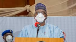 We're afraid he may not want 2nd term - Nigerian governor's aides express fear, consult clerics for special prayers