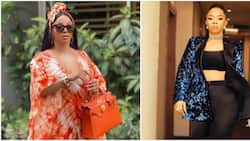 It is disgusting behaviour to keep asking me when I'm getting married: Toke Makinwa blows hot in new video