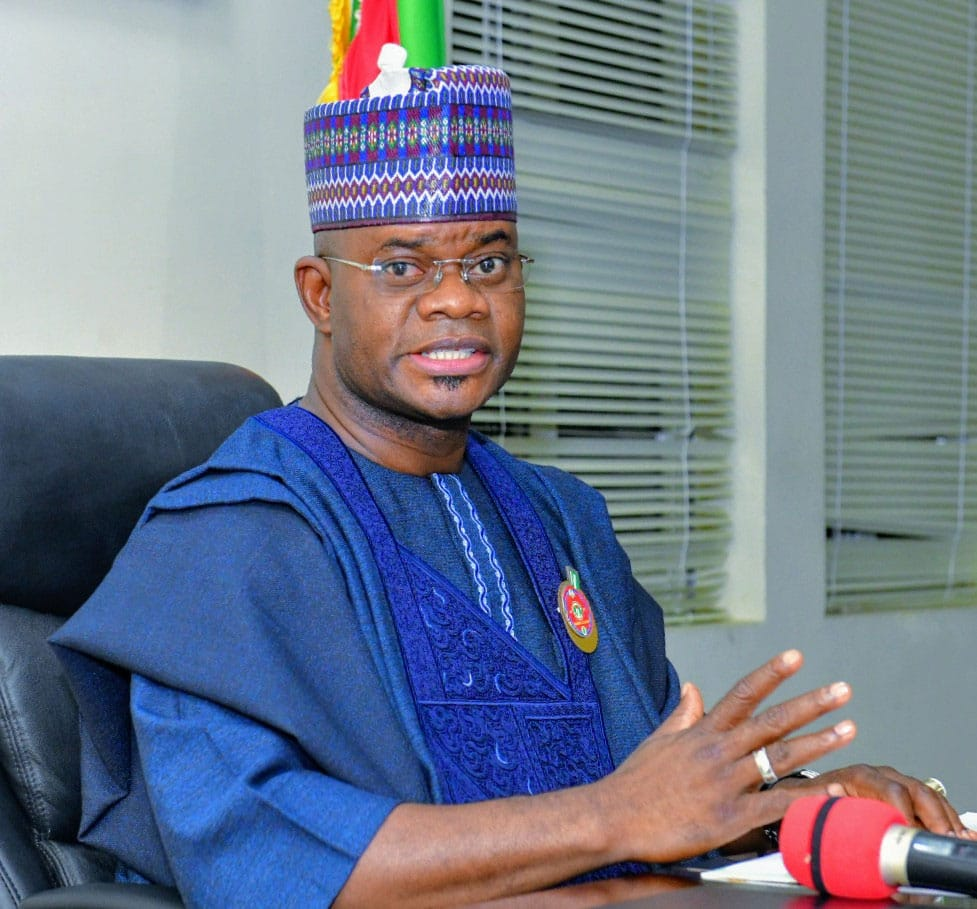 Governor Yahaya Bello frowns against exam malpractices in Kogi.