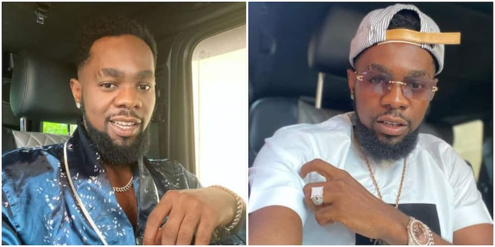 Singer Patoranking tells fans never to be ashamed of their stories