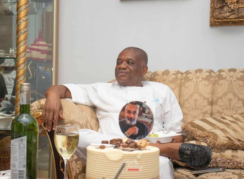 Orji Kalu speaks on agitation for Biafra, says Nigeria can't be divided
