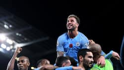 Man City star declares he is better than Messi and Ronaldo after scoring superb goal