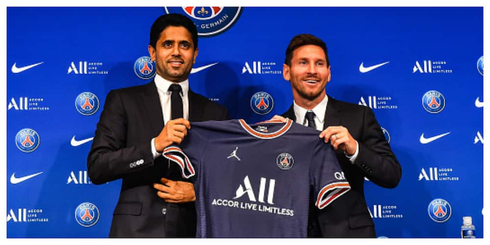 PSG president reveals what Messi will do that would make him afraid