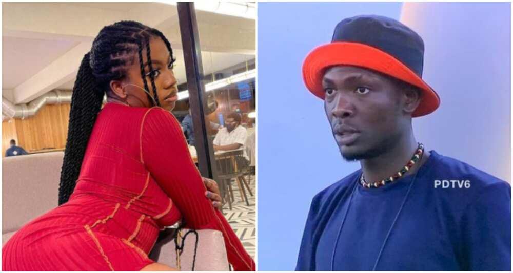 Nigerians speak on Sammie and Angel's fight.