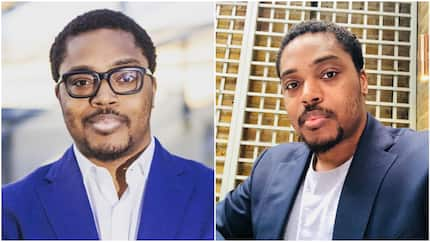 Adenuga's 34-year-old son comes out for ladies who call him daddy, says he might spoil them soon