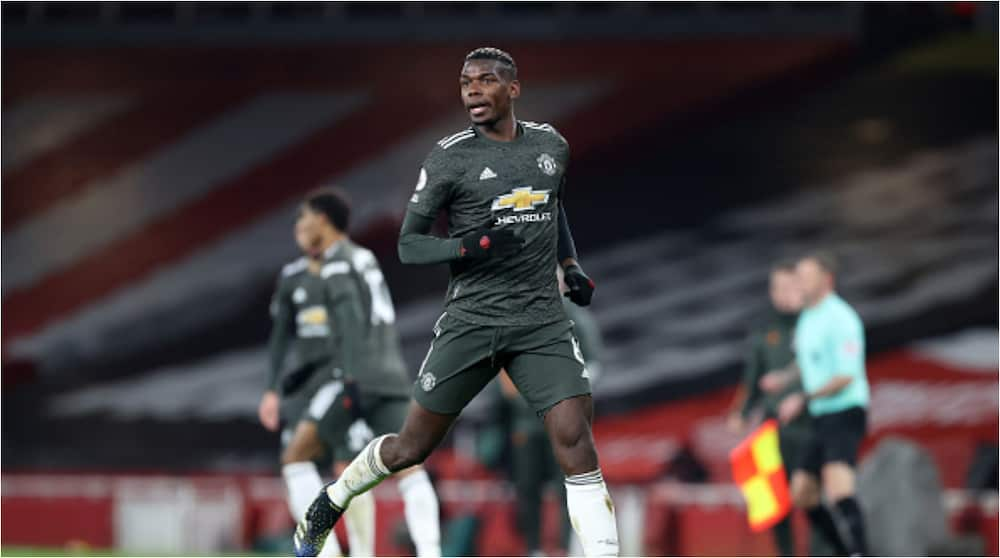 Tension for Ole Gunnar Solskjaer as European giants in transfer talks with French star Paul Pogba