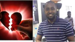 She told me to leave the house that her father was coming, only for her to bring a lover - Man shares heartbreak experience