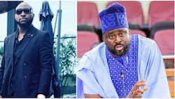 Davido agrees that Desmond Elliot is proof that a young person could be president and still fail Nigerians