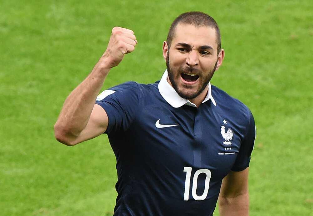 Les plus beaux buts de Benzema