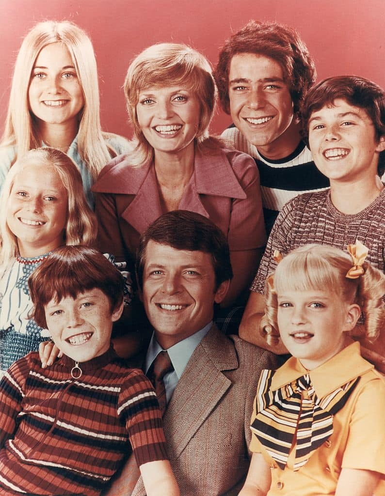 How old is Eve Plumb from The Brady Bunch