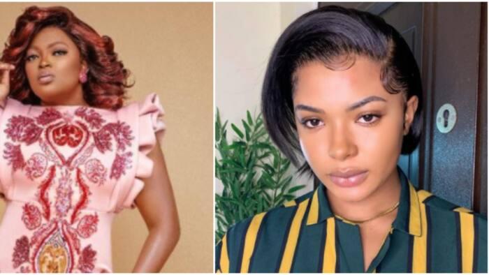 BBNaija 2021: Actress Funke Akindele picks a fave as she drums support for Liquorose