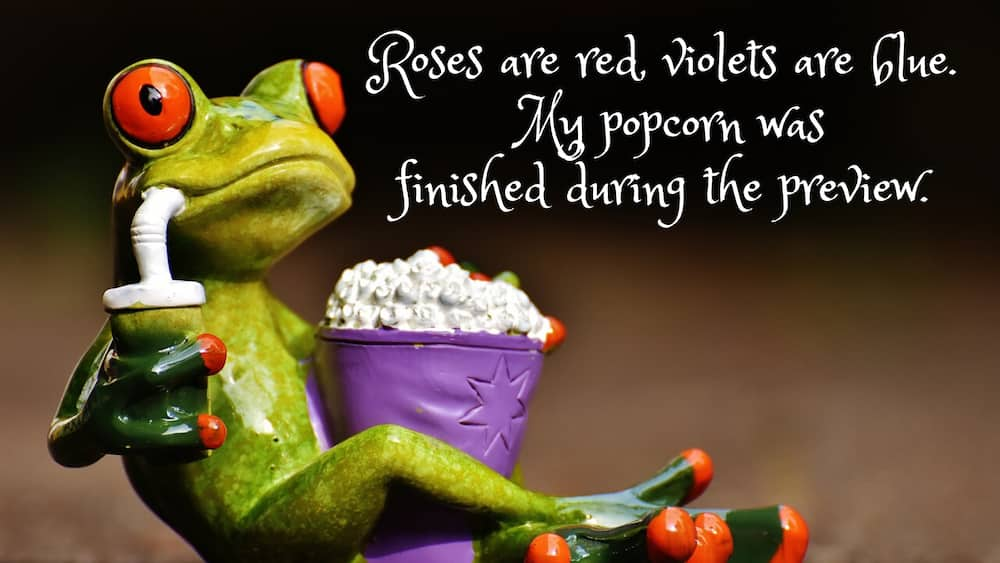 roses are red poems