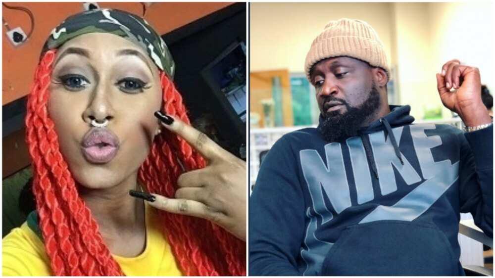 Drama brewing as Cynthia Morgan calls out Jude Okoye again