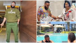 Singer Kcee and wife Ijeoma leave many gushing as they share photo from their vacation in Istanbul, Turkey