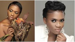 I was banned from singing in the choir after I got pregnant - Singer Waje recounts