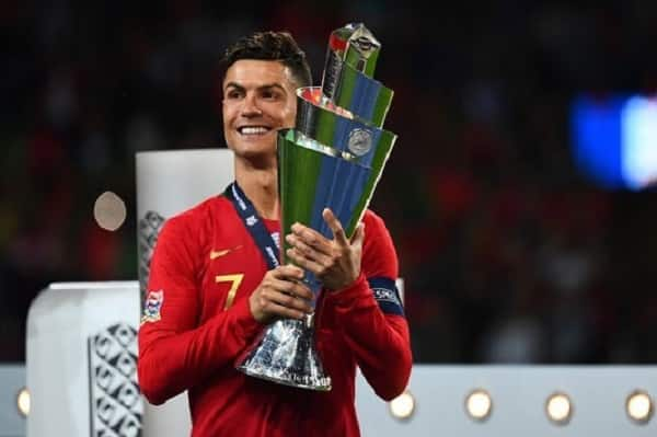 Juventus striker Cristiano Ronaldo shoots to top of Instagram rich list