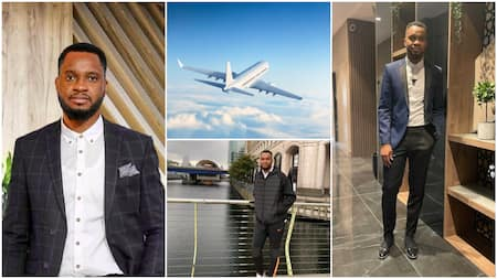 I sought opportunities abroad because Nigeria rejected me - Man living in Europe opens company in UK