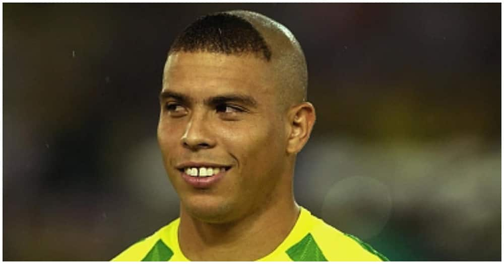 Brazilian Ronaldo Apologises for 2002 World Cup Final Iconic Hairstyle