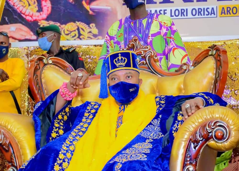 Oluwo of Iwo Says Secession Agitation Dead on Arrival, Reveals what Yoruba Wants