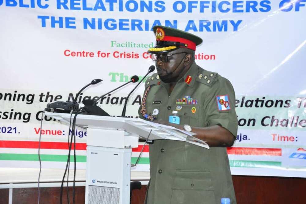 Breaking: General Ibrahim Attahiru, Chief Of Army Staff Dies In Plane Crash