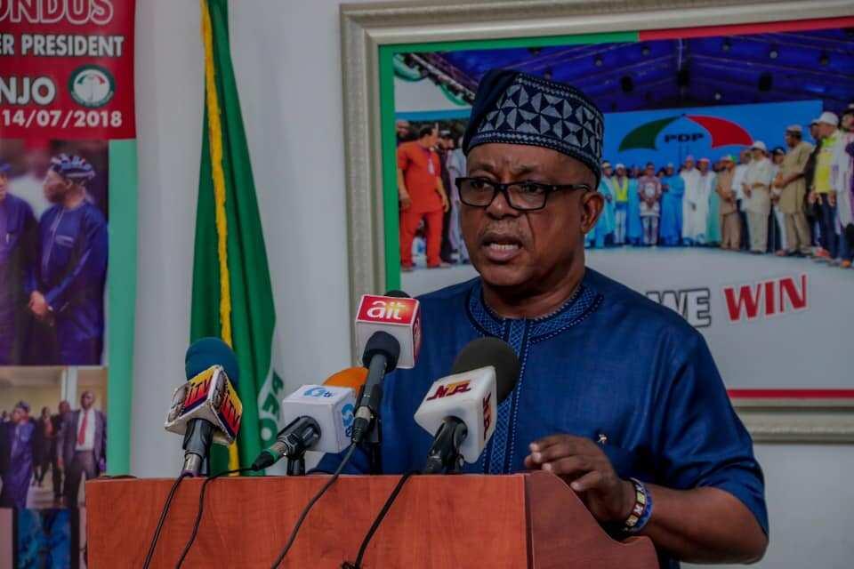 Defections: PDP legislators tells Secondus to resign