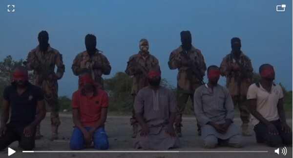 Boko Haram: Buhari ya yi Allah wadai da kashe ma'aikatan SEMA guda 5 a Borno