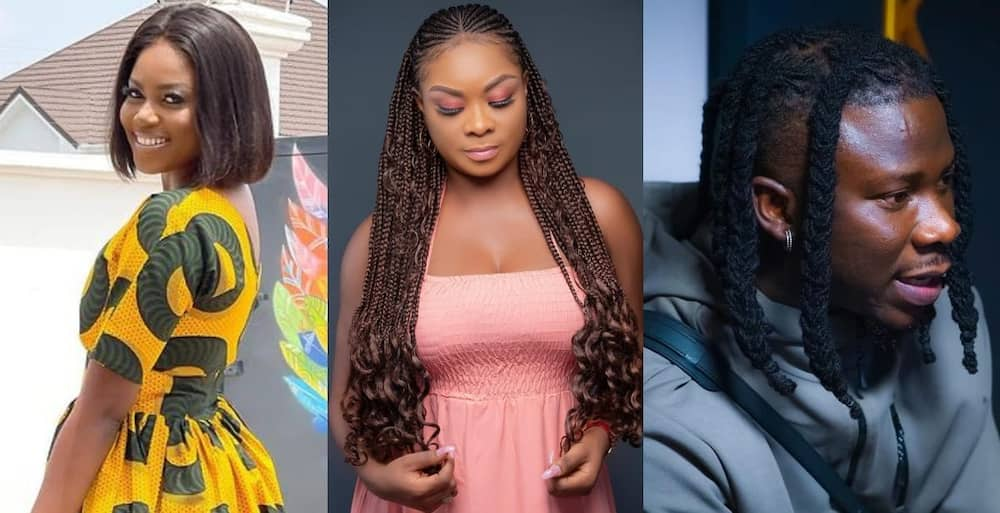 Beverly Afaglo Expresses her Gratitude to Stonebwoy, Yvonne Nelson and Others for Coming Through for her