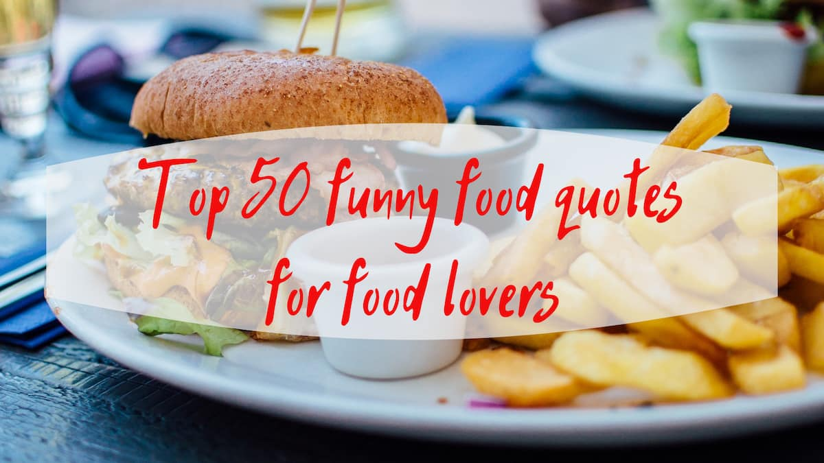 Top 50 funny food quotes for food lovers ▷ Legit.ng