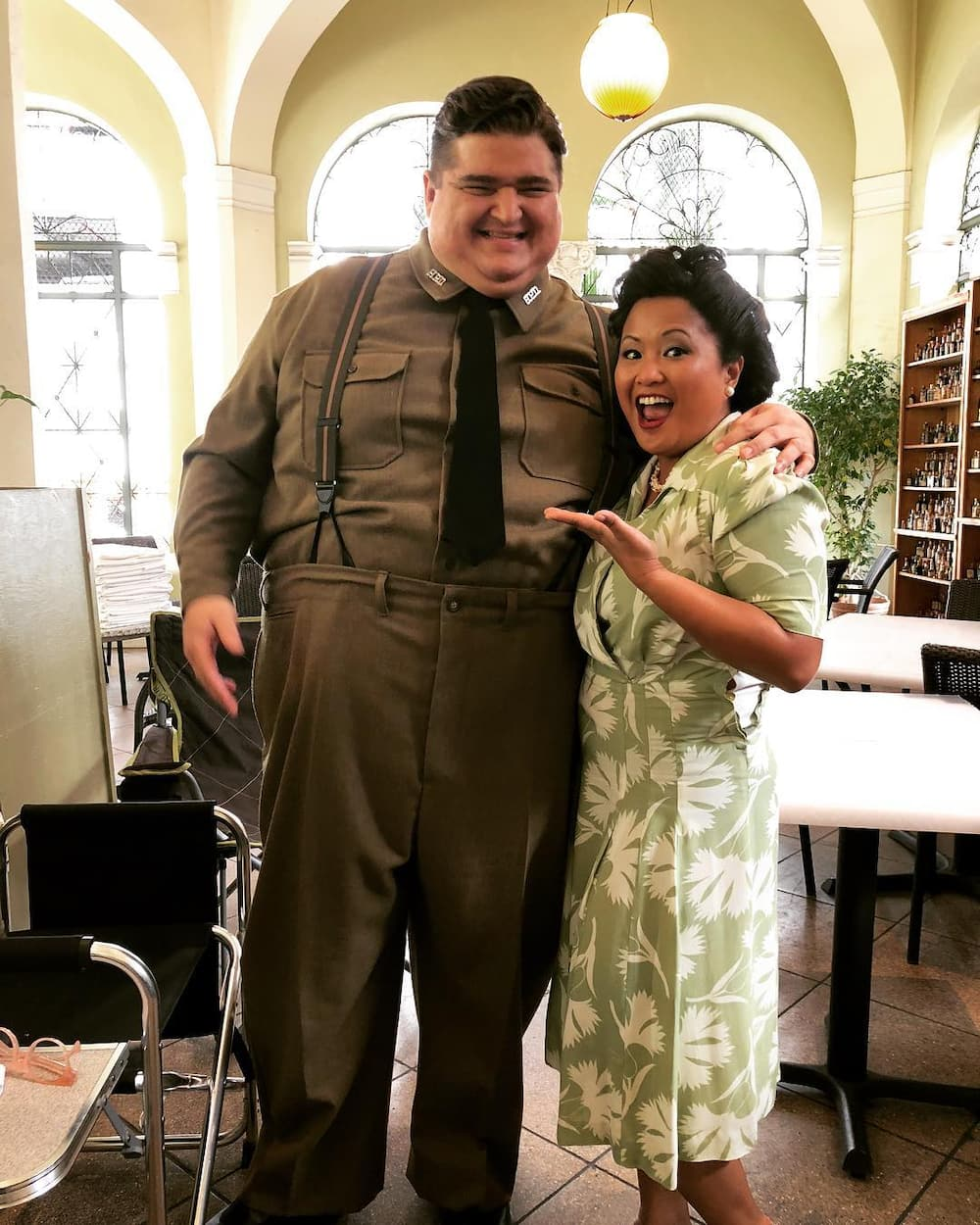Jorge Garcia movies and TV shows